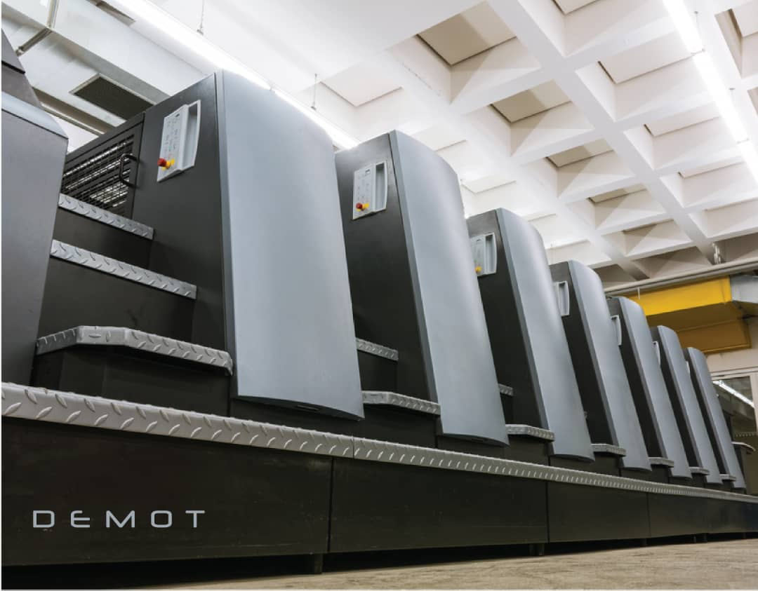 ماشین چاپ
